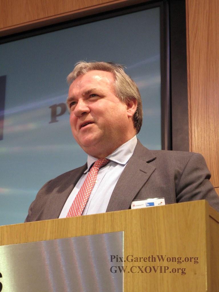 Philip Wright, Partner, PricewaterhouseCoopers IMG_4010 by garethwong