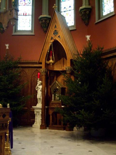 Sacred Heart Catholic Church, St. Marys, PA