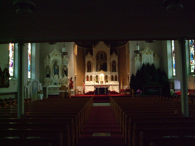 St. Mary Catholic Church, St. Marys, PA
