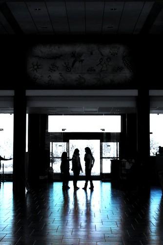 shadow bw byn blancoynegro museum architecture mexico blackwhite arquitectura sombra museo coahuila saltillo museodeldesierto octubre2010