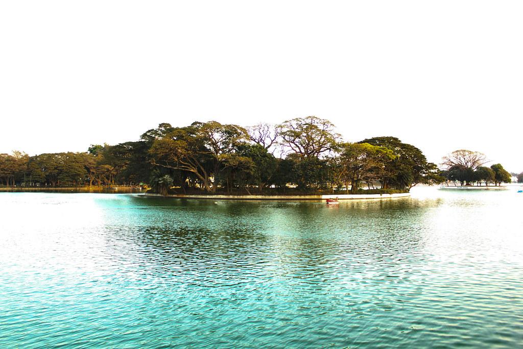 Ulsoor Lake Ulsoor Lake Bangalore Silver Blu3 Flickr