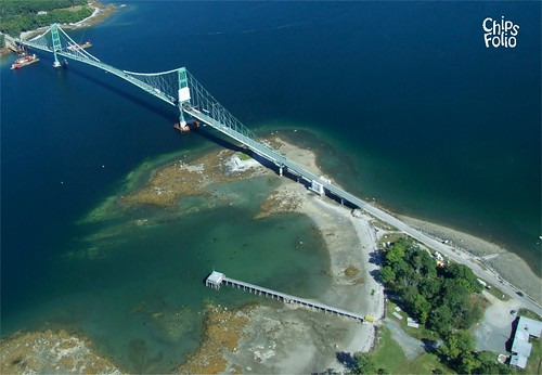bridge suspension maine aerial finepix fujifilm deerisle stonington penobscotislandair s9600 s9100 lighthouseweekend lighthouseday chipsfolio