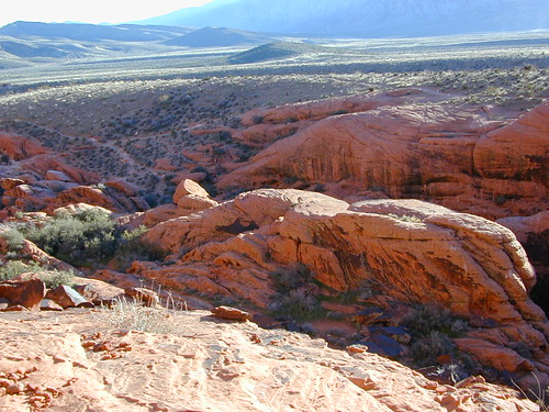 Red Rock in Las Vegas