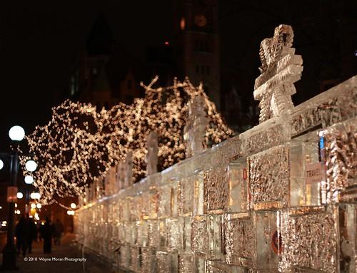 minnesota stpaul icesculpture stpaulwintercarnival waynemoran stpaulwintercarnivalicesculpture