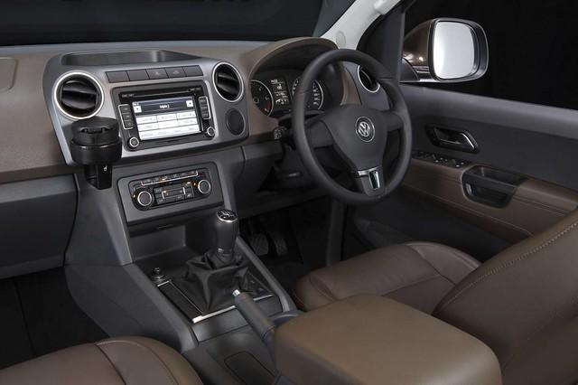 2011 VW Amarok - SUV