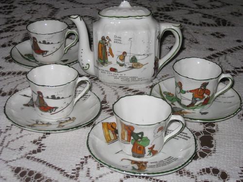 Time for Tea in the Nursery
