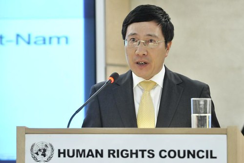 Human Rights Council - 16th Session | by UN Geneva