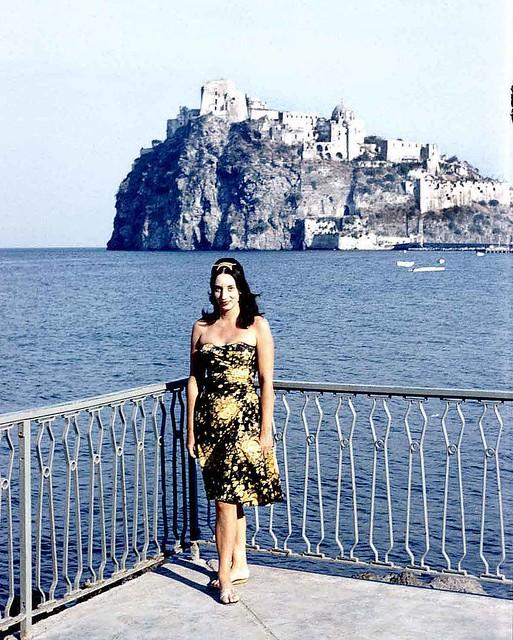 Aragonese Castle - Ischia - Italy
