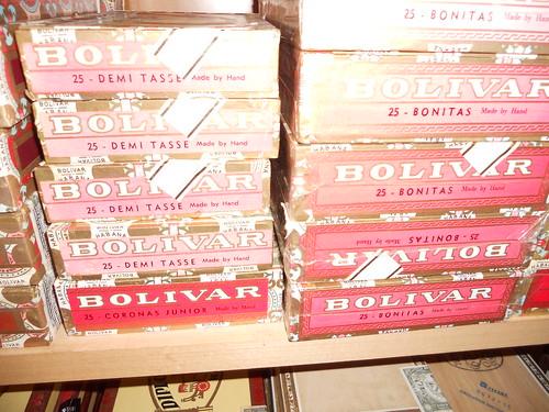 Well Aged Bolivar Cuban Cigar