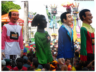 Encontro de Bonecos Gigantes - Carnaval 2011 | by Prefeitura de Olinda