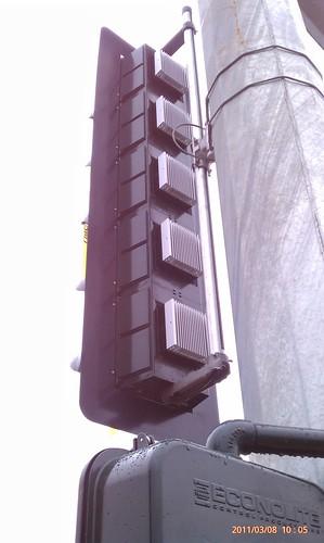 traffic head signal intelight