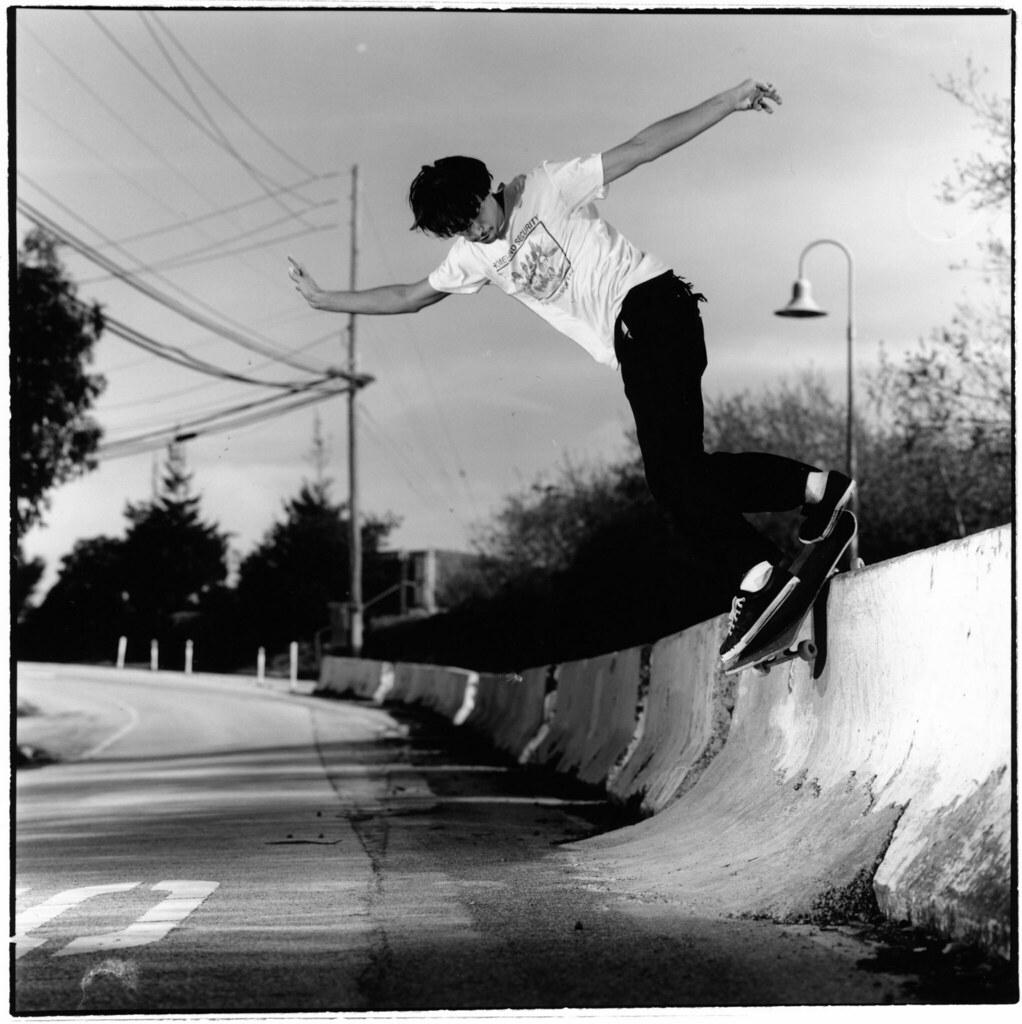 Eric Reichwein, Backsmith, Santa Cruz