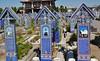 02 Fröhlicher Friedhof in Săpânța