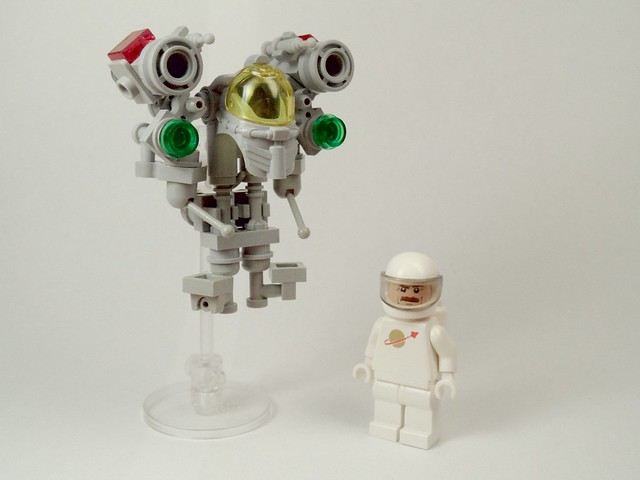 Neo Classic Space - LL-1284 Hover Pack [pic.2]