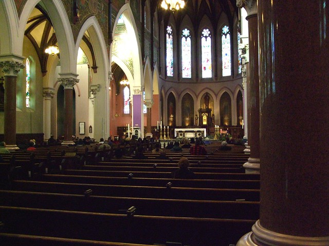 St. Peter Cathedral Basilica, London, ON, Canada