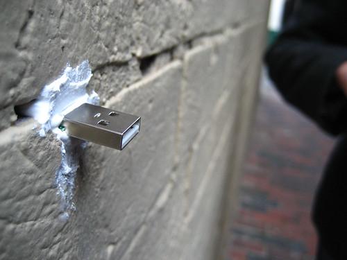 Dead drop in an alley | by adactio