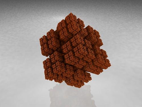 Rhombic dodecahedron | by fdecomite