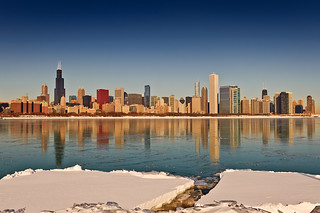 Chicago Winter | by mreioval