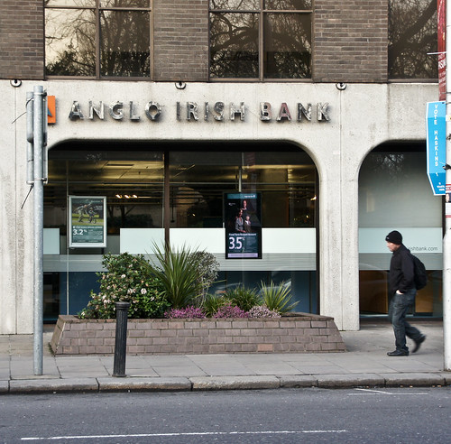 The Cause Of all Our Problems - Anglo Irish Bank | by infomatique