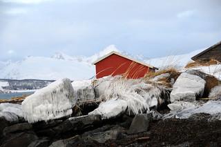 Arctic winter scenery, Tromsø / Norway | by ANJCI ALL OVER