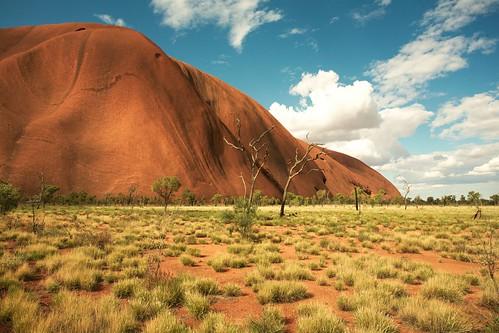 Uluru (aka Ayers Rock) - Northern Territories - Australia | by pallotron