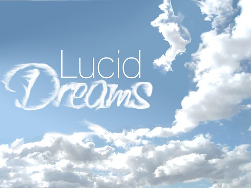 Lucid dreaming / Lucid dreams / Lucid dream in the sky and the clouds | by photosteve101