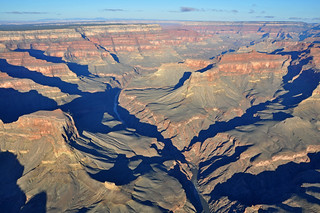 Grand Canyon DEIS Aerial: Colorado River, Geikie Peak | by Grand Canyon NPS