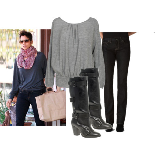 Get Halle Berry's Look | by STYLEMOM