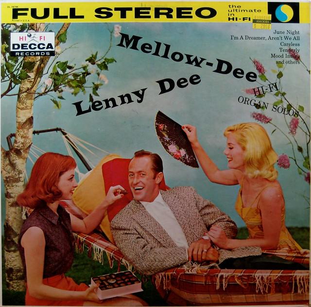 Mellow-Dee  — Lenny Dee