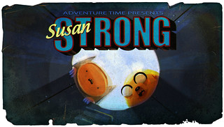 """Susan Strong"" Title Card 