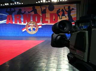 Arnold Classic 2011 - Expo Stage | by ColumbusCameraOp