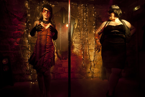 Burlesque Strip-Tease Battle (09) - 27Nov10, Paris (France
