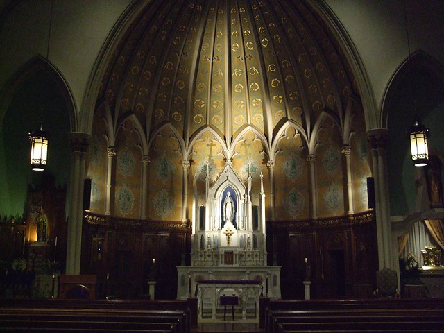 Immaculate Conception Catholic Church, Washington, DC