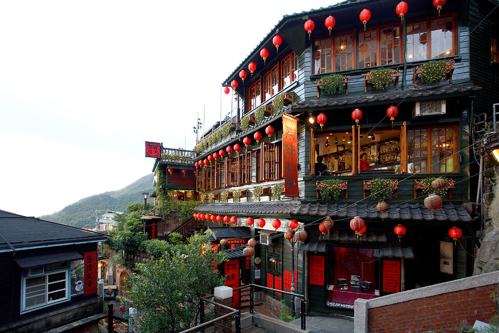 Image result for jiufen taiwan
