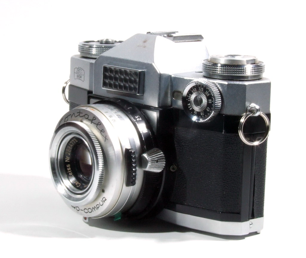 Zeiss Ikon Contaflex Super | Manufactured by Zeiss Ikon AG
