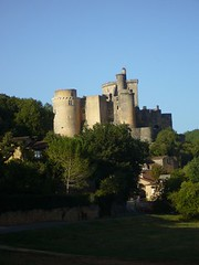 Château de Bonaguil - août 2009