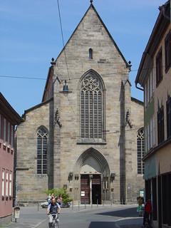 2005-07-01 07-04 Oberfranken, Thüringen 187 Erfurt, Ursulinenkloster