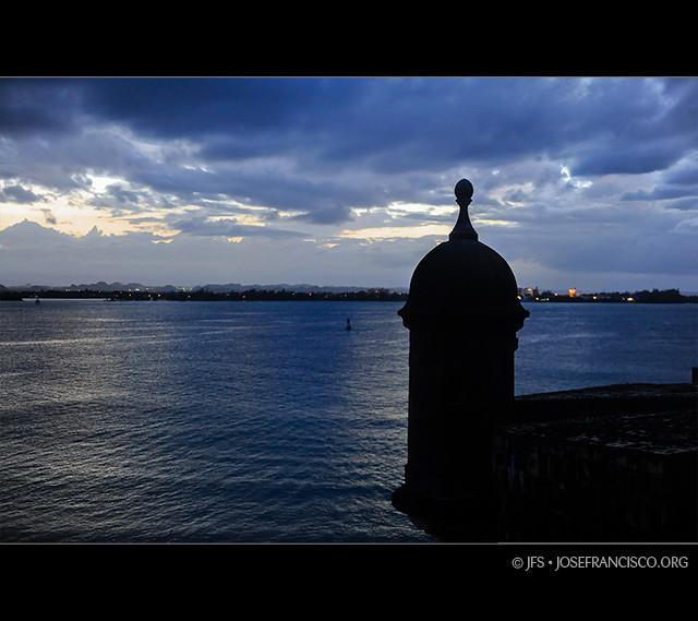 Garita | Bahía de San Juan