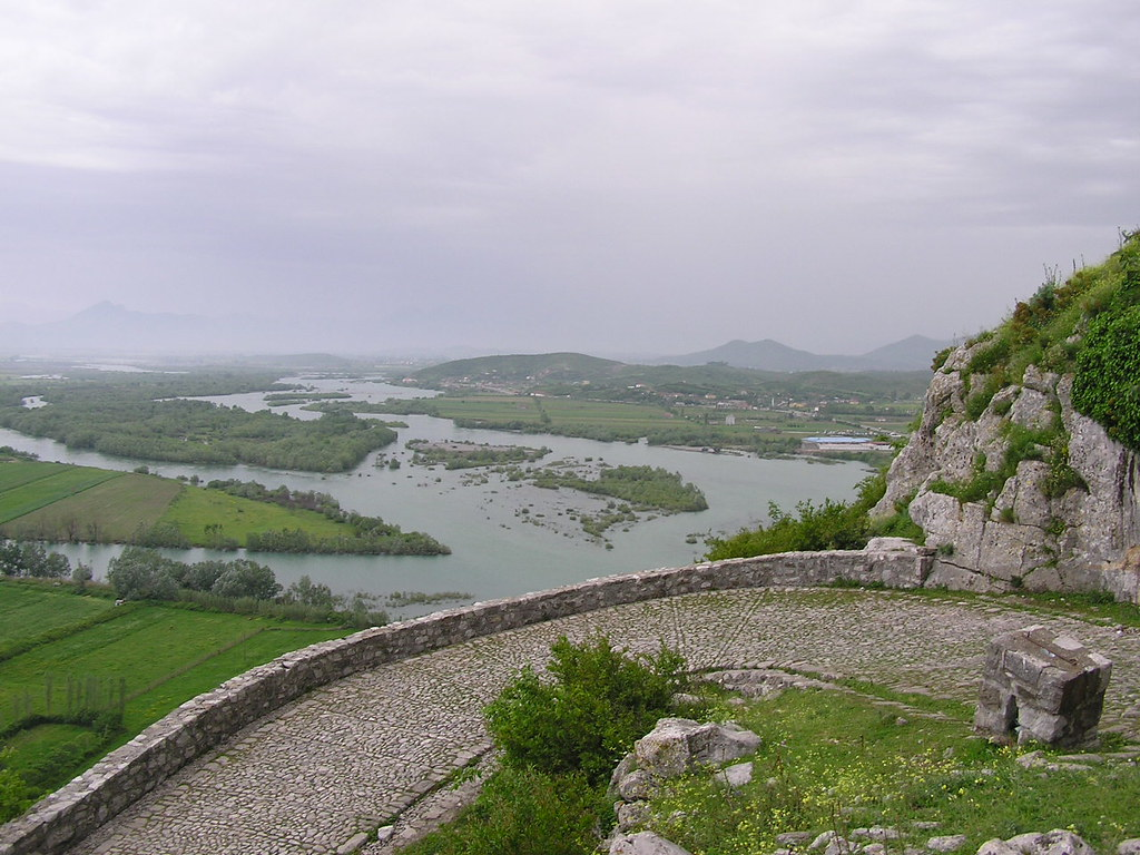 Beautiful Albania Vacation Destination Flooded Land Aro Flickr
