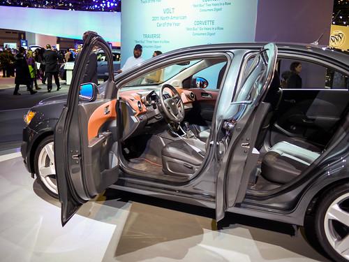 2012 Chevrolet Sonic Photo