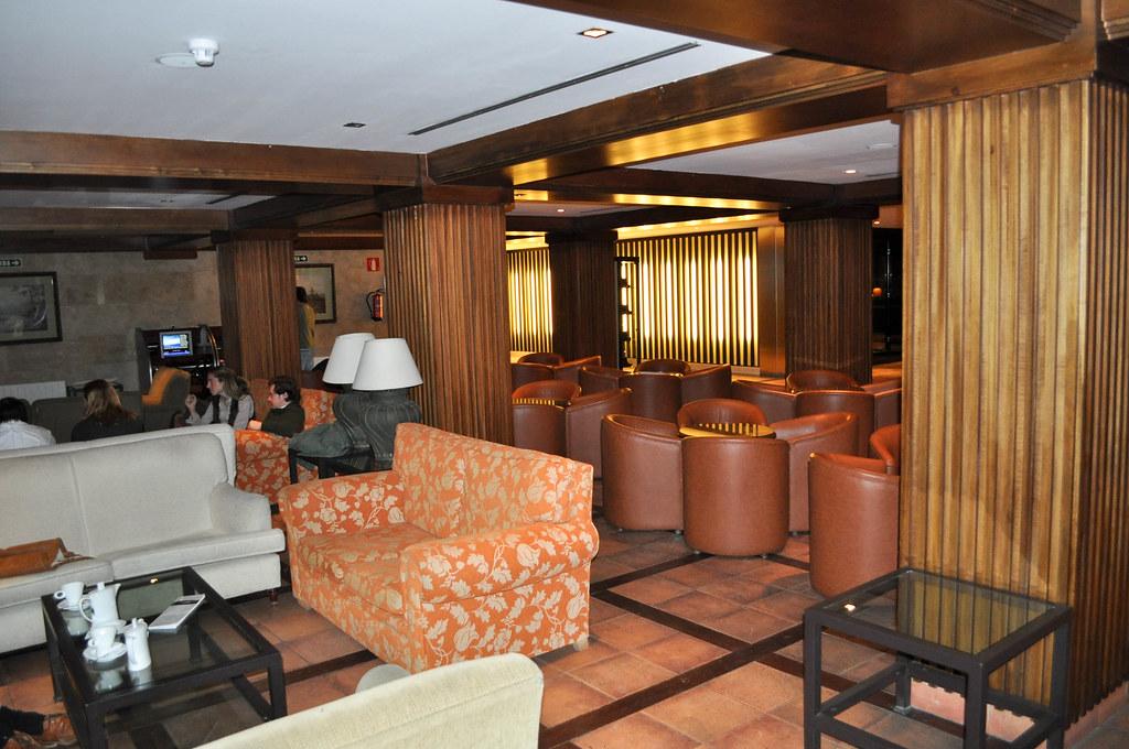 Hotel Melia Sol Y Nieve Sierra Nevada Granada Q Lounge Pablo Monteagudo Flickr