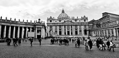 piazza san pietro (vatikan)