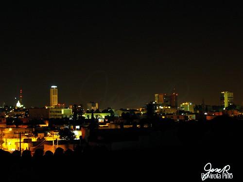 Panoramia desde el Barrio de Santiago