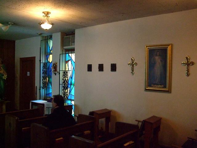 Assumption Grotto Catholic Church, Adoration Chapel, Detroit, MI