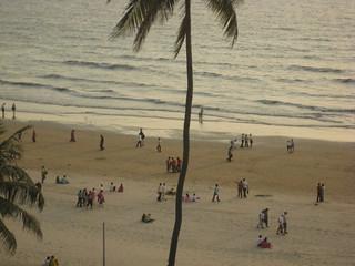 Mumbai, Juhu Beach   by bipadam