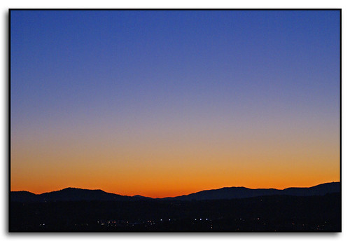 mountains colors sunrise washington spokane horizon fivemileprairie