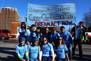 NC DREAM Team: Undocumented, Unafraid | by j valas images