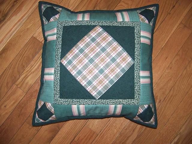 Candle Mat Pillow