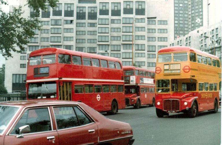 5467218581 9f2a43e5df b - London's Shop Linker bus anniversary