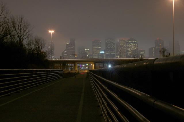 Muggy Nights in the Bayou City